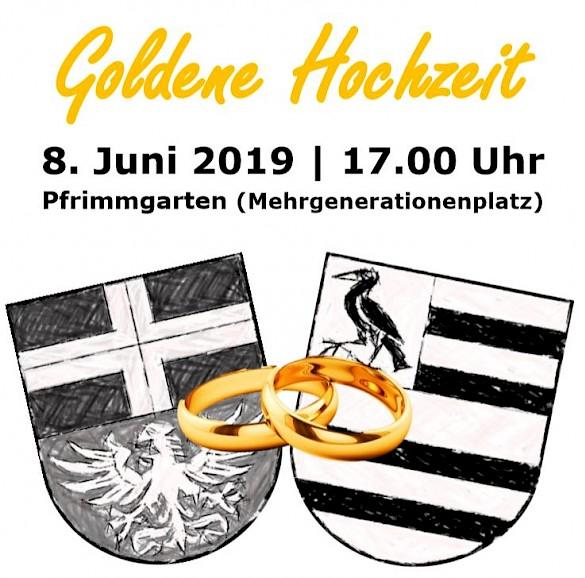 Monsheim Und Kriegsheim Feiern Goldene Hochzeit
